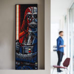 LEGO Art Vader