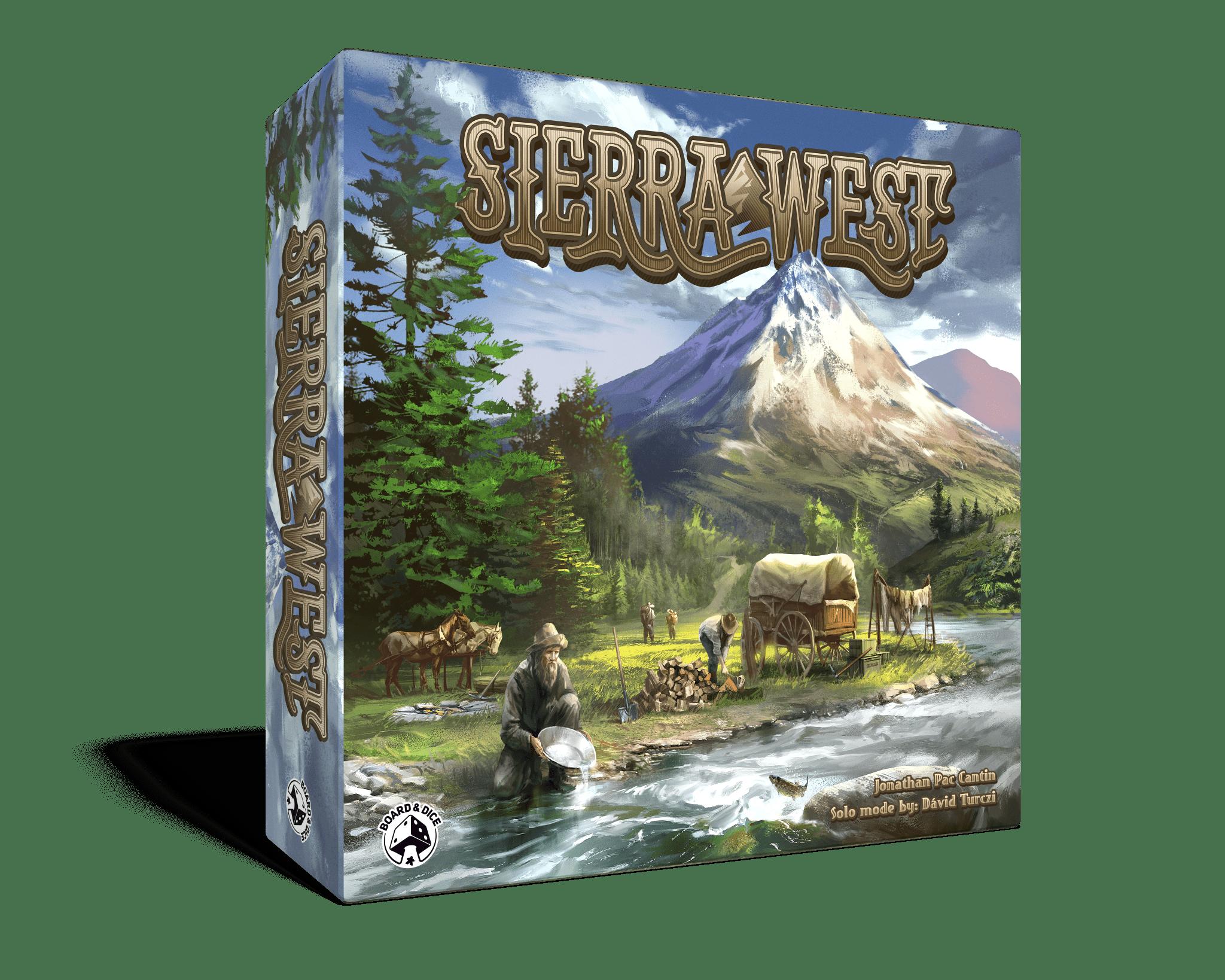 Sierra West boîte