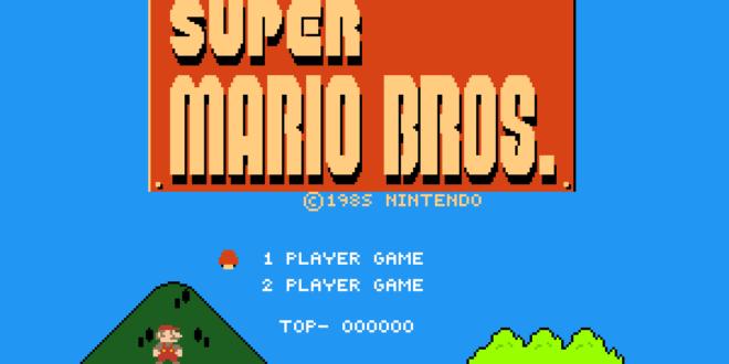 Une copie de Super Mario Bros. sur la NES fracasse des records aux enchères!