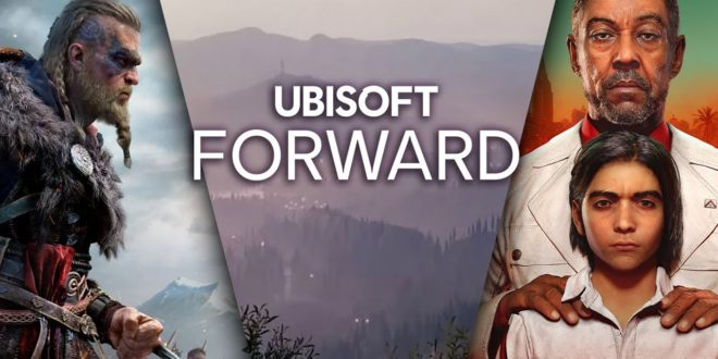 Ubisoft dévoile de nombreux détails sur plusieurs jeux lors du Ubisoft Forward
