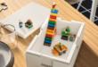 LEGO et IKEA vous présentent Bygglek