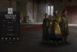Menu principal de Crusader Kings 3