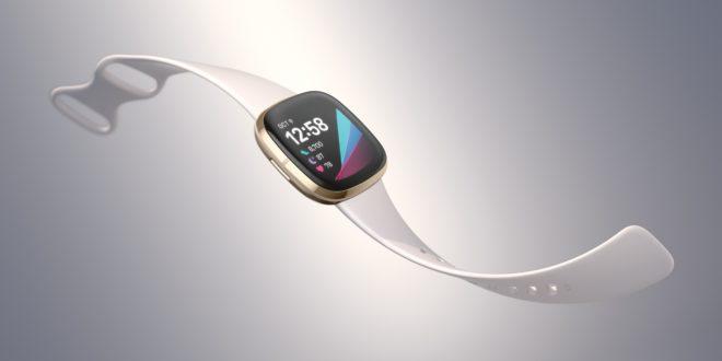 Fitbit Sense: la montre intelligente qui a votre santé à coeur