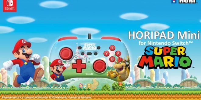 Manette Nintendo Switch HORI