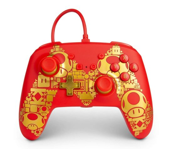 Manette Nintendo Switch Power A
