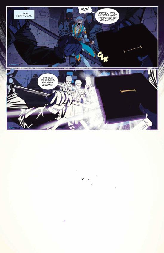 seven secrets #1 page 3