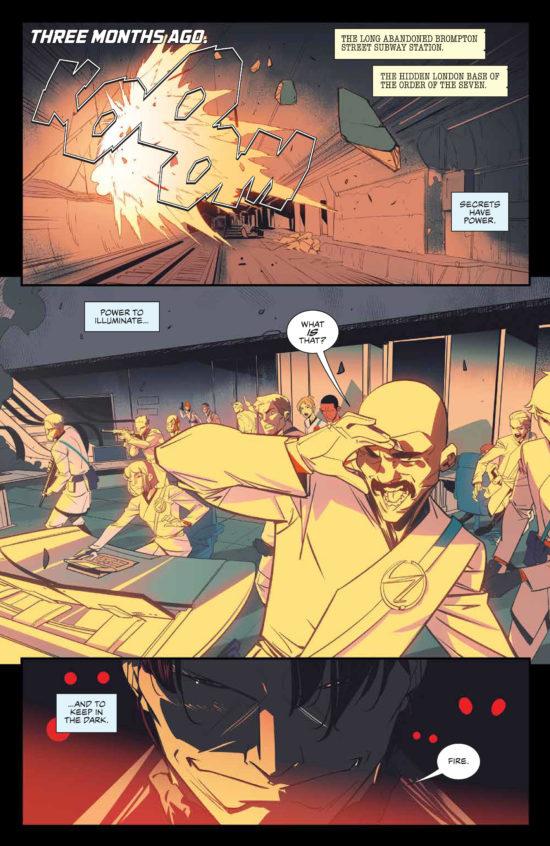 seven secrets #1 page 4