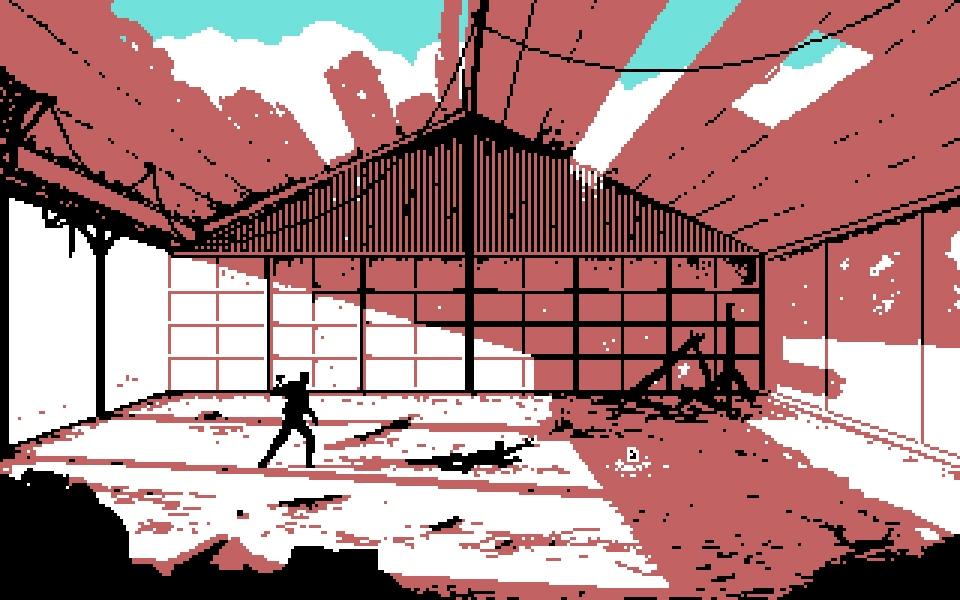 La fluidité de l'animation rappelle celle du classique Prince of Persia