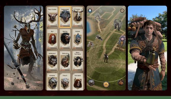 The Witcher: Monster Slayer sera un jeu en réalité augmentée gratuit sur mobile