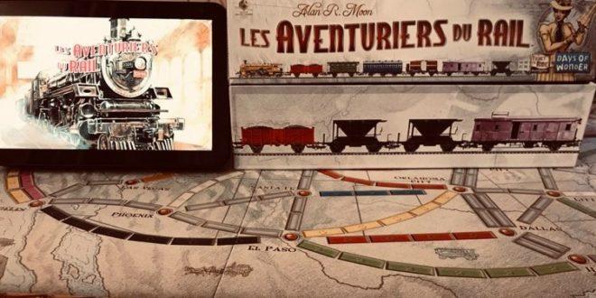 Alexa sait jouer aux Aventuriers du Rail