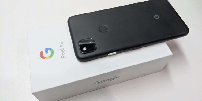 Google Pixel 4a: un téléphone abordable qui n'a rien à envier aux autres