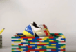 adidas ramène sa collection A-ZX et la lettre L est pour LEGO!
