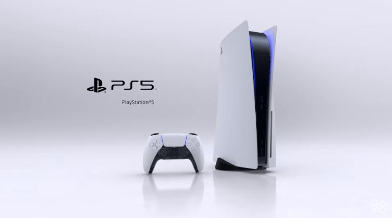 PS5 Console Logo