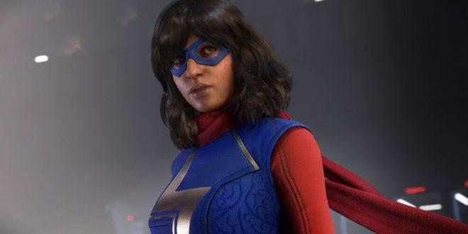 Marvel's Avengers – Un jeu dont vous êtes le héros