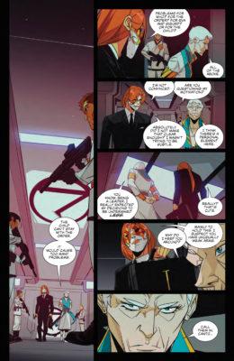 Page 4 de Seven Secrets de Tom Taylor