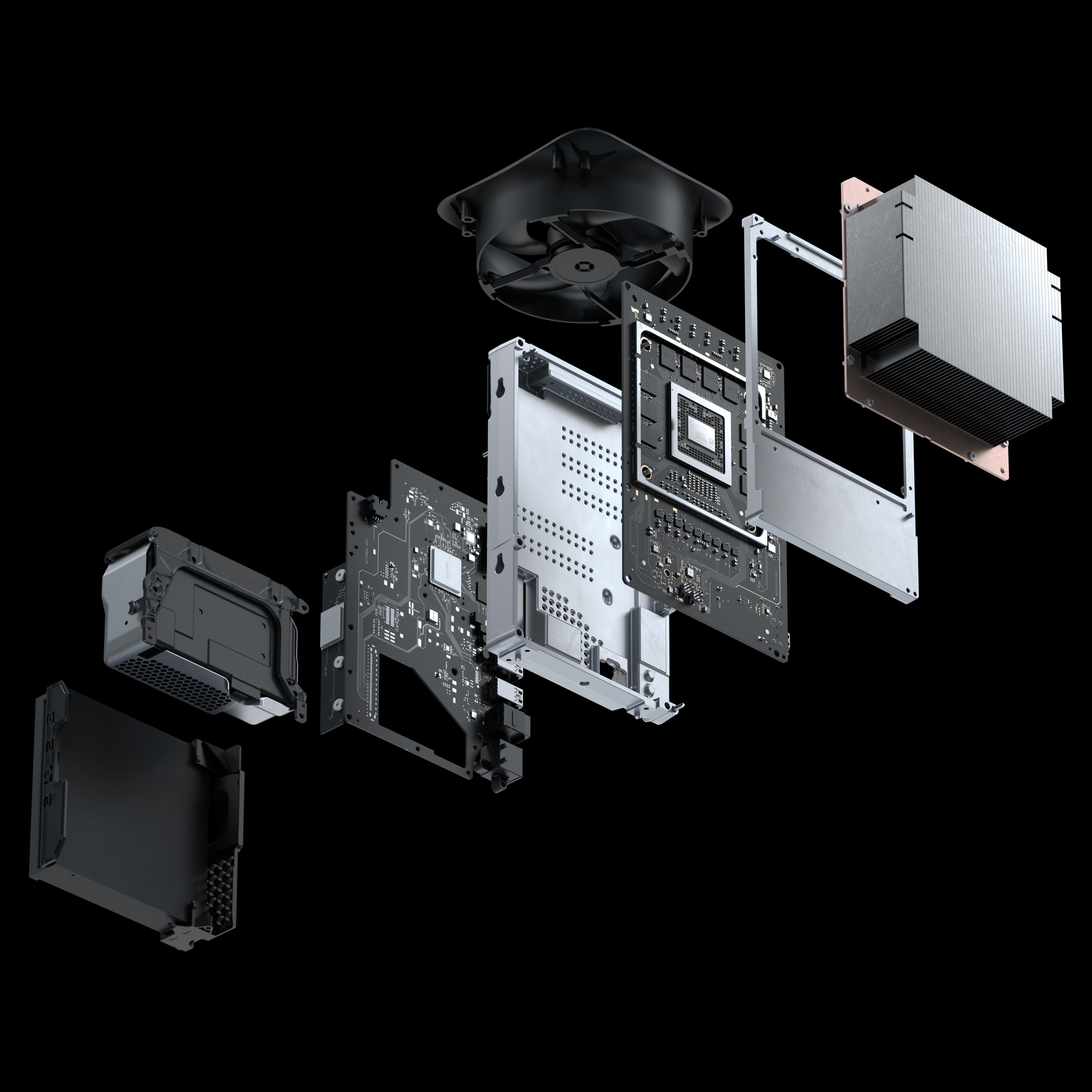 La Xbox Series X sera équipée de technologies avancées qui en feront la console la plus puissante sur le marché.