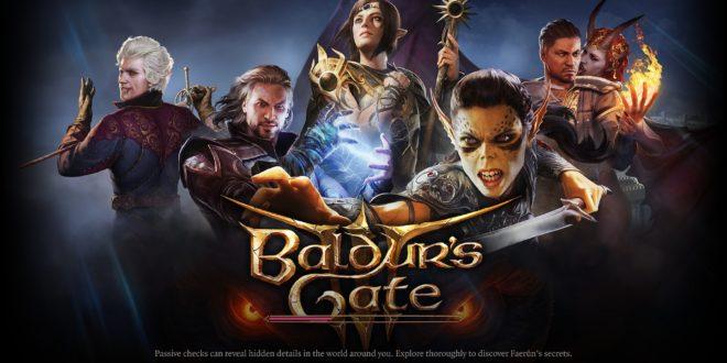 «Hé! C'est moi, Baldur's Gate 3, c'est bon de vous revoir!»