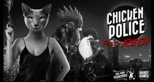 Image officielle de Chicken Police