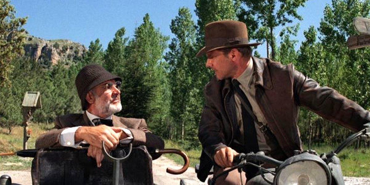 Steven Spielberg a déclaré que seul James Bond pouvait être le père de Indiana Jones!