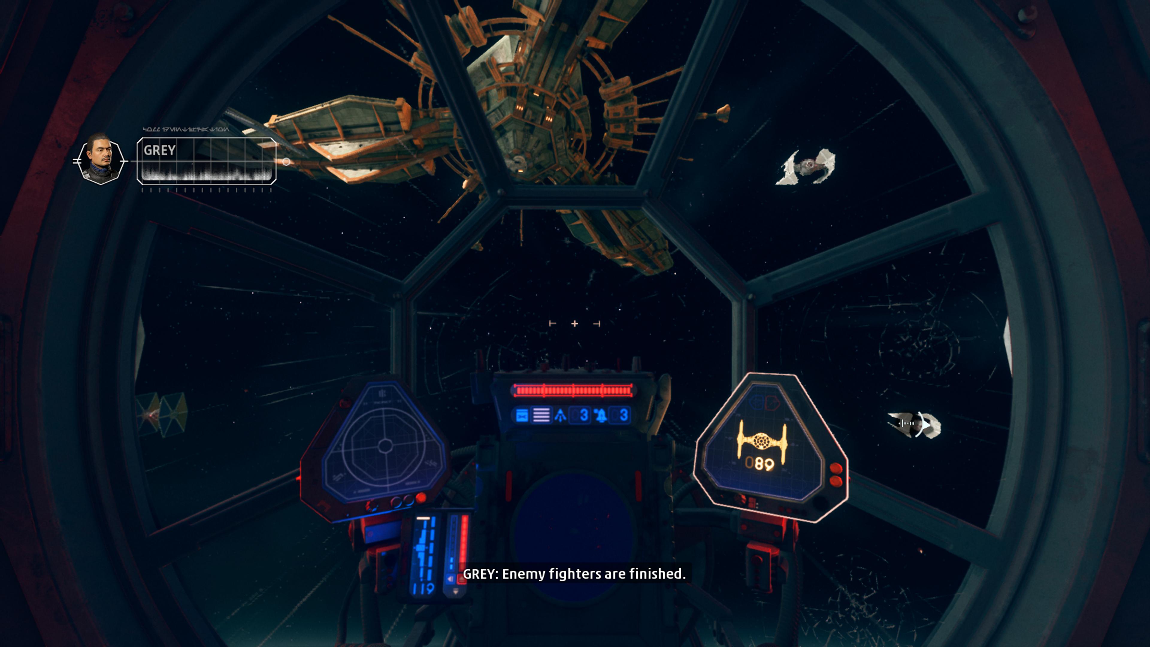 Le jeu offre une immersion presque complète dans l'univers de la célèbre saga cinématographique