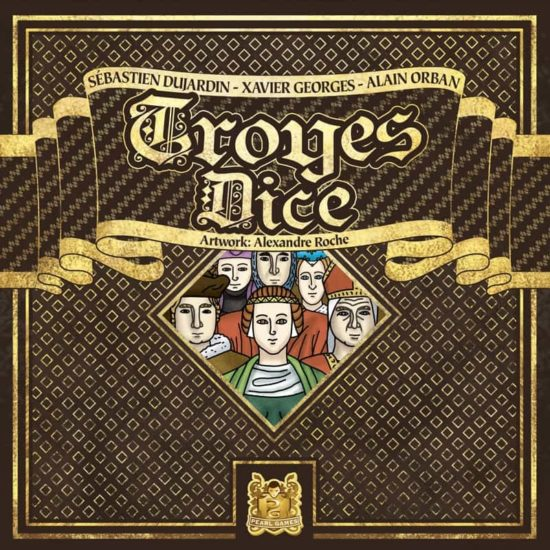 Troyes Dice Boîte cover