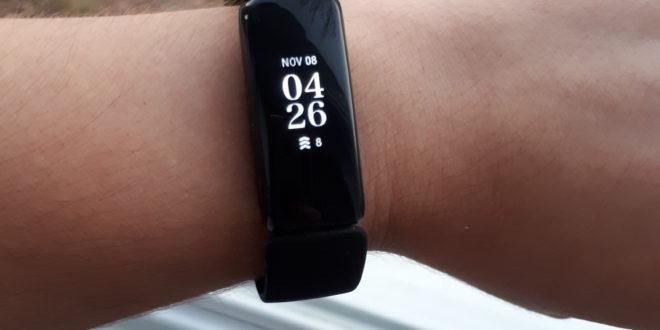 Fitbit Inspire 2, un bon outil pour les débutants?