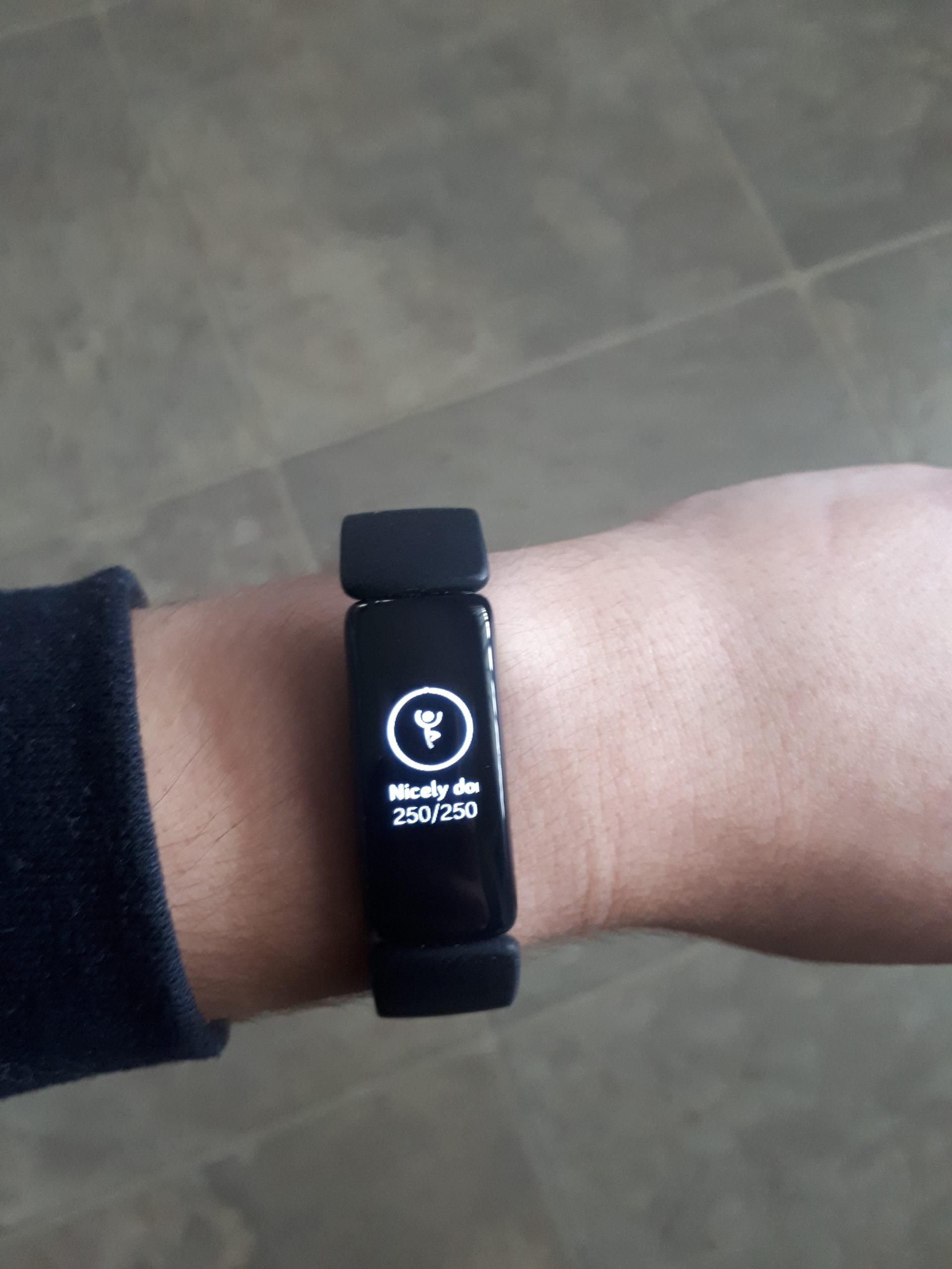 Fitbit Inspire 2 250 pas