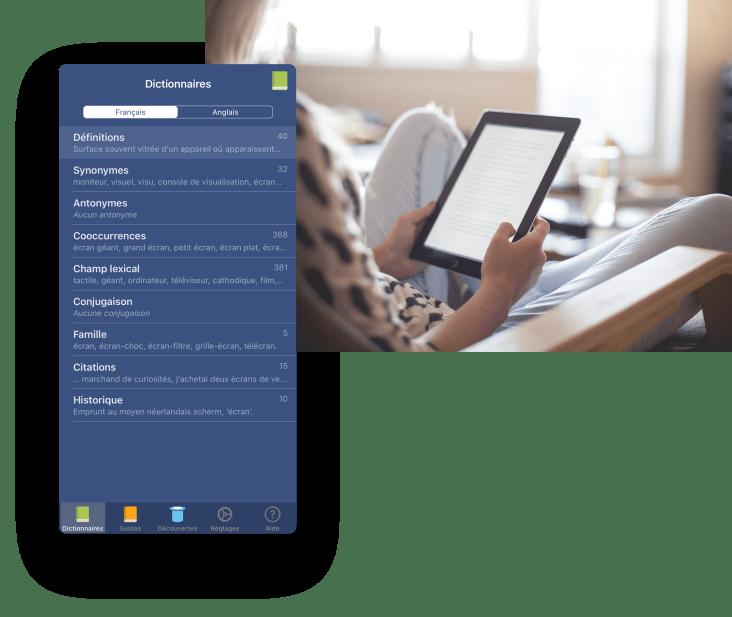 Antidote Mobile pour iOS