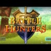 Écran titre de Battle Hunters.