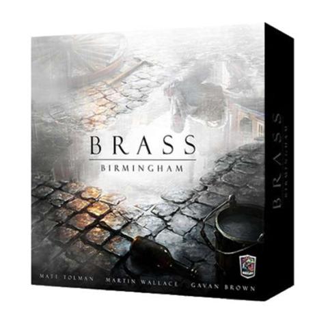 Boîte Brass Birmingham