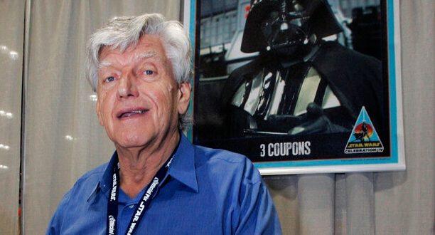 David Prowse, l'acteur qui a personnifié Darth Vader, est décédé à l'âge de 85 ans
