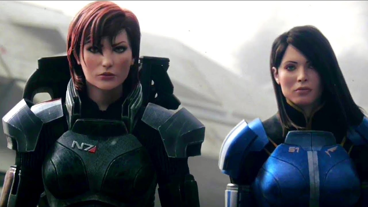 Les fans retrouveront avec plaisir Female Shepard interprétée magistralement par Jennifer Hale