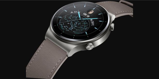 HUAWEI WATCH GT 2 Pro: une montre connectée pour sportifs