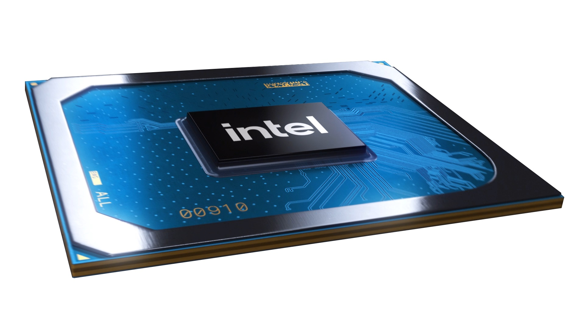 Intel Iris Xe MAX (Source : Intel Corporation)