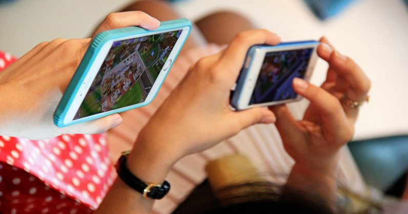 Le jeu sur mobile a continué de gagner en popularité, malgré le confinement