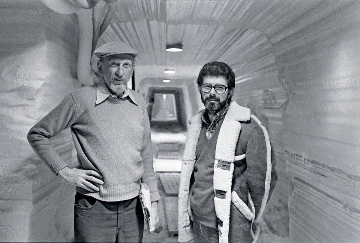Après une épreuve éprouvante lors du film précédent, Lucas a donné la tâche de réalisation à Irvin Kirshner