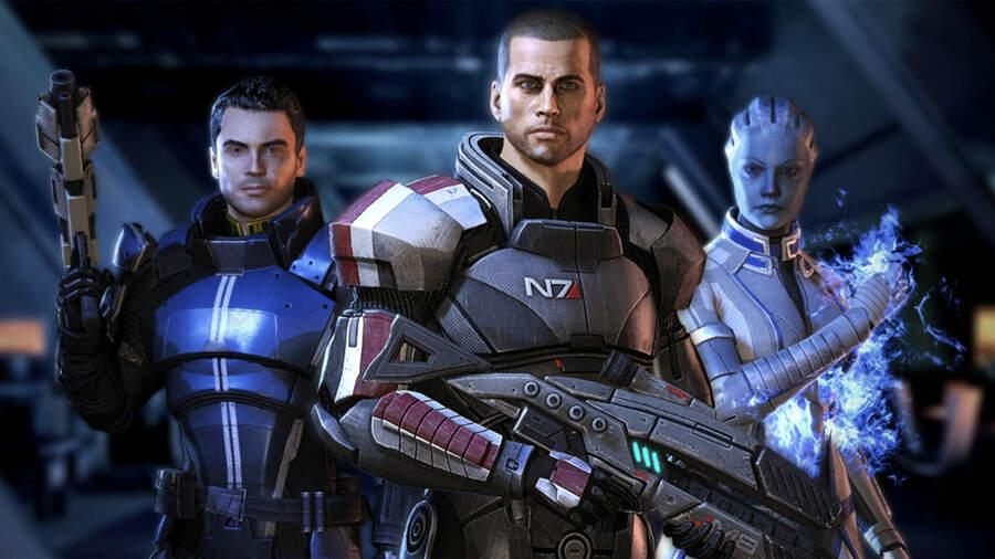 Un remaster de la trilogie Mass Effect était attendu par les fans depuis des années