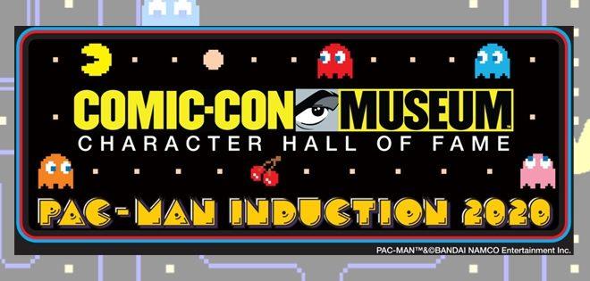 Pac-Man sera intronisé au temple de la renommée du musée Comic-Con
