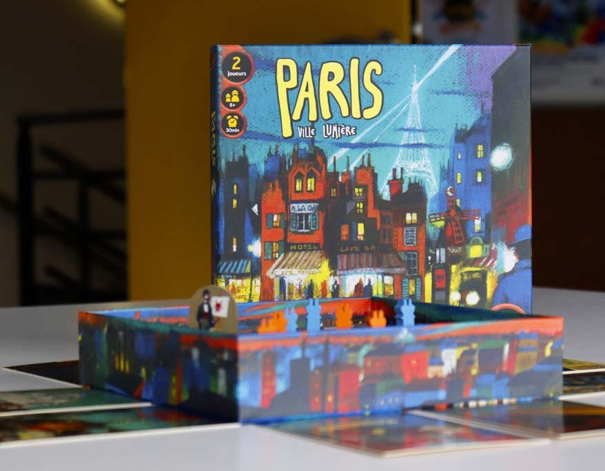 Paris: Ville Lumière