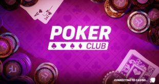 Présentation de Poker Club
