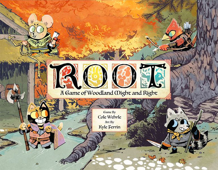 Boîte Root