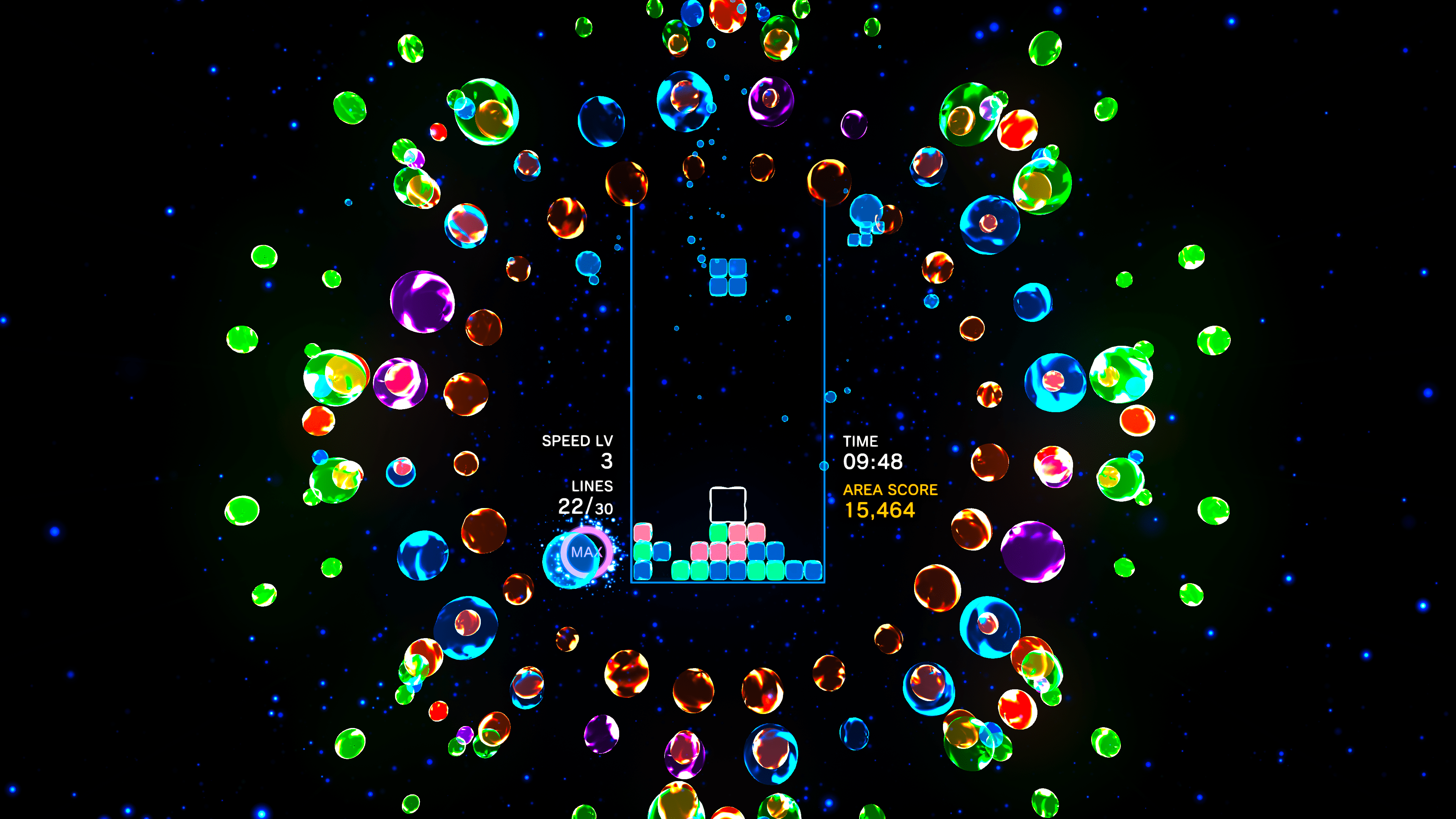 Revisitez le classique Tetris comme vous ne l'avez jamais vu dans Tetris Effect: Connected