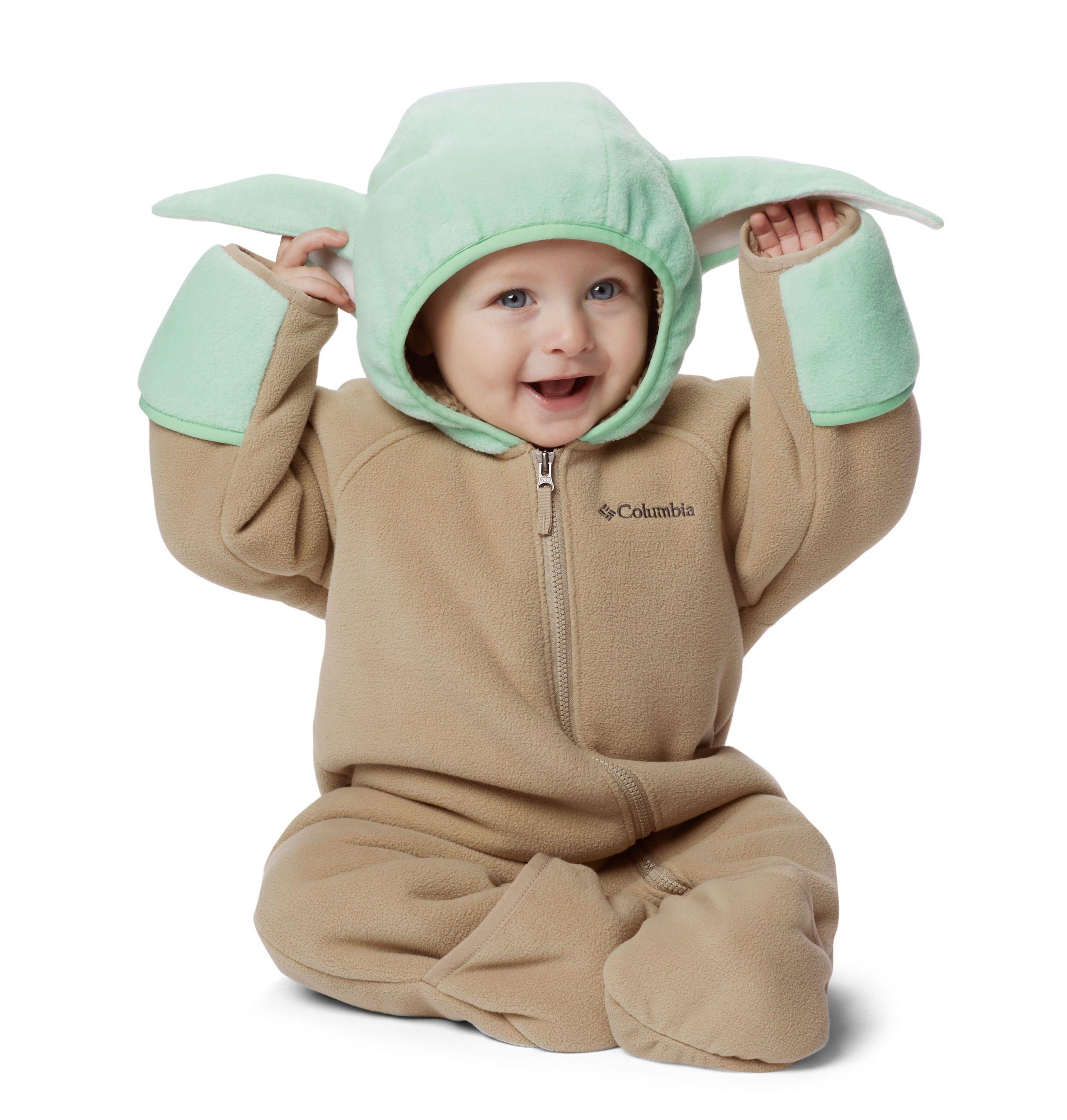 Habillez votre tout-petit avec style dans une combinaison rappelant le look de l'Enfant