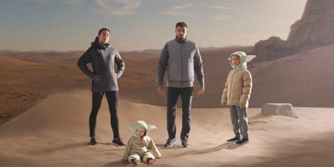 Columbia mettra bientôt en vente une collection de vêtements d'extérieur inspirés par The Mandalorian