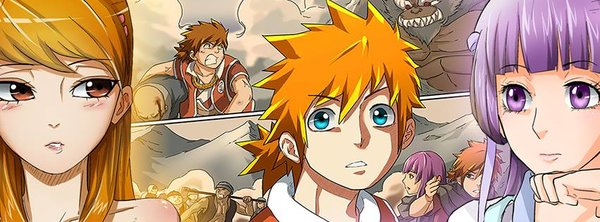 Découverte manga: Todag – Tales of Demons and Gods