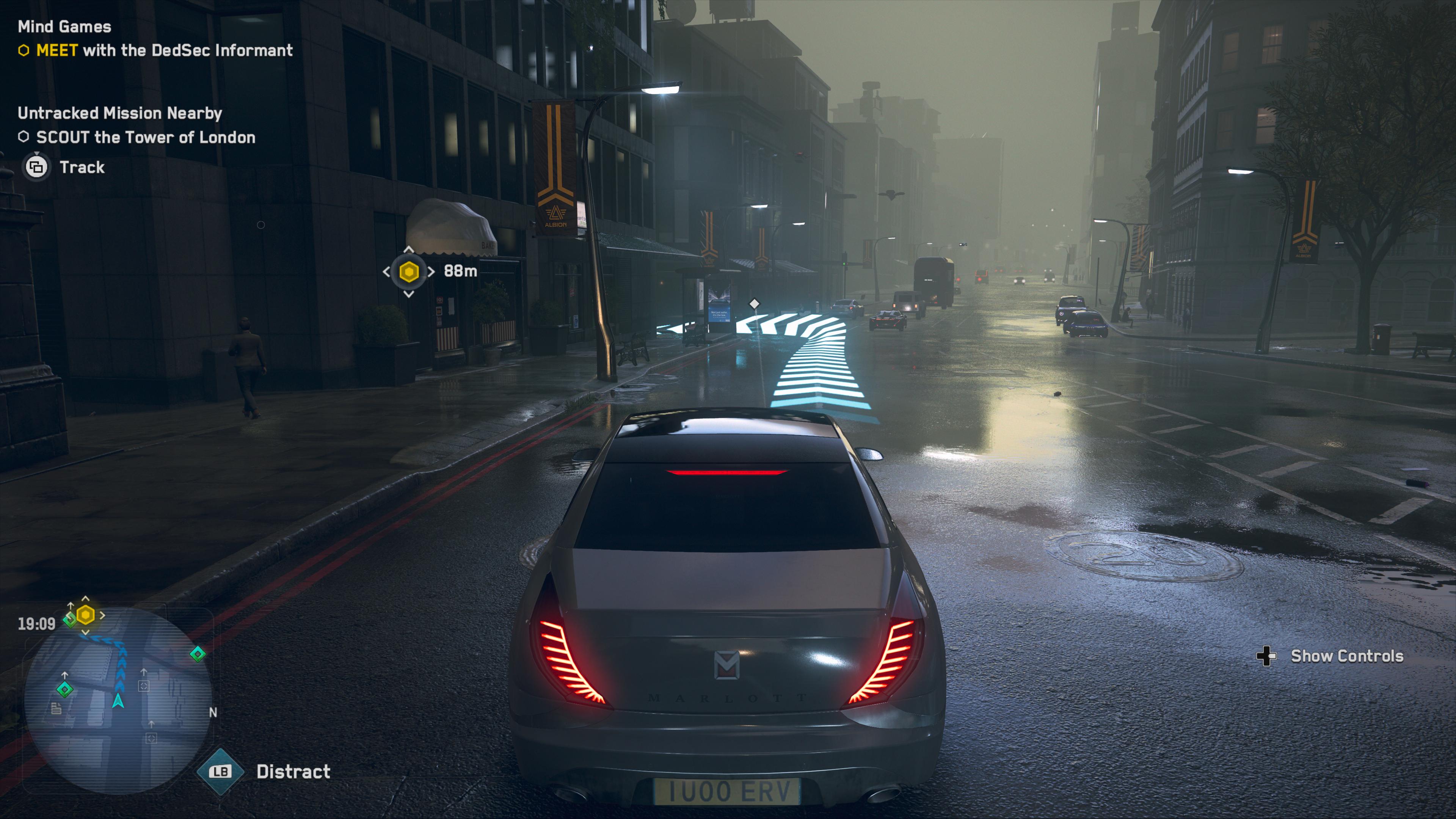 Le jeu a déjà de beaux graphiques avec les consoles de la génération courante de consoles, mais ceux-ci sont encore mieux sur la Xbox Series X