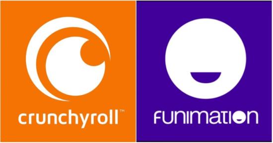Funimation Crunchyroll Logo