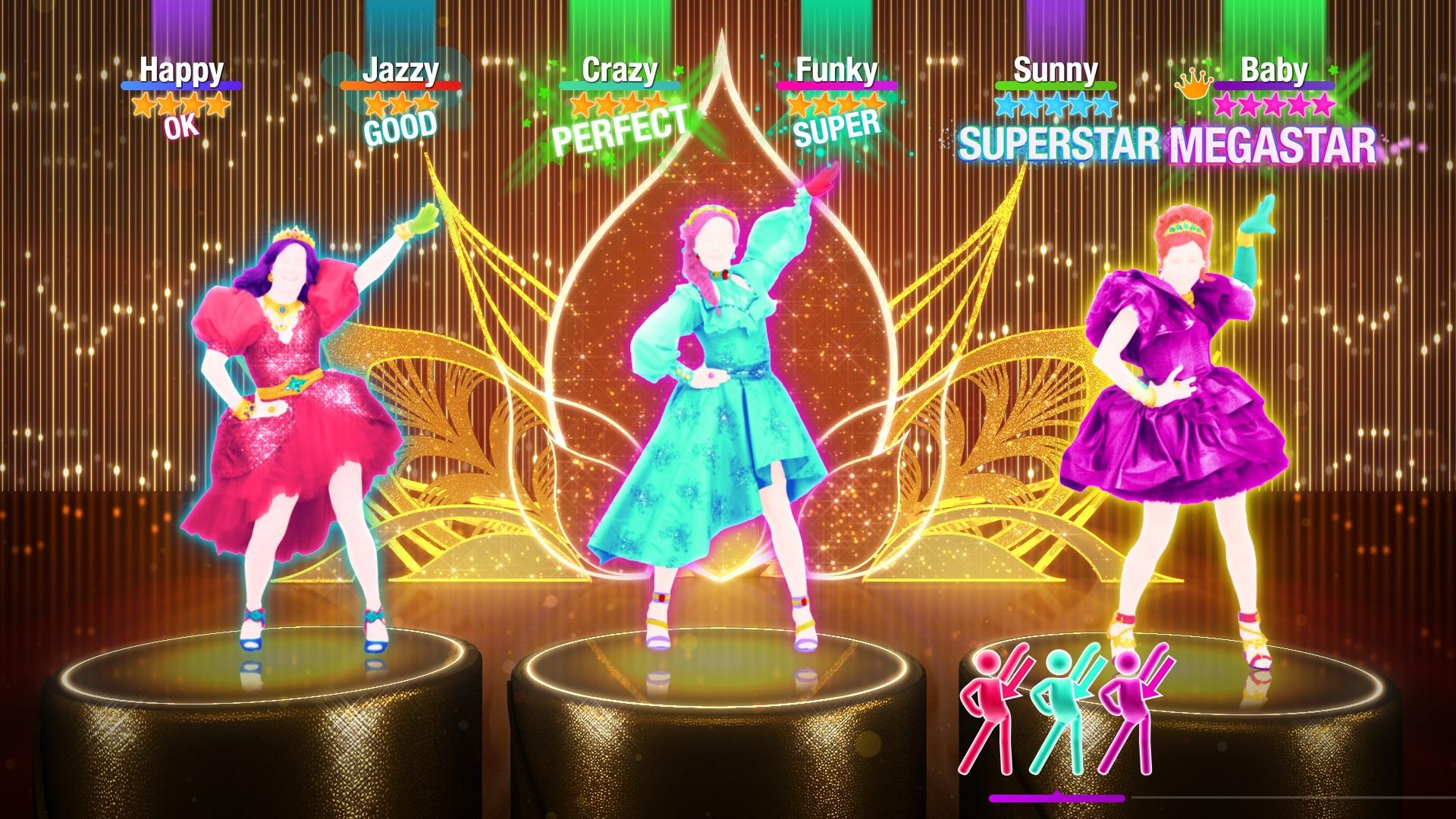 Just Dance 2021 aurait été le centre de l'attention de bien des partys de Noël, n'eut été de la pandémie...