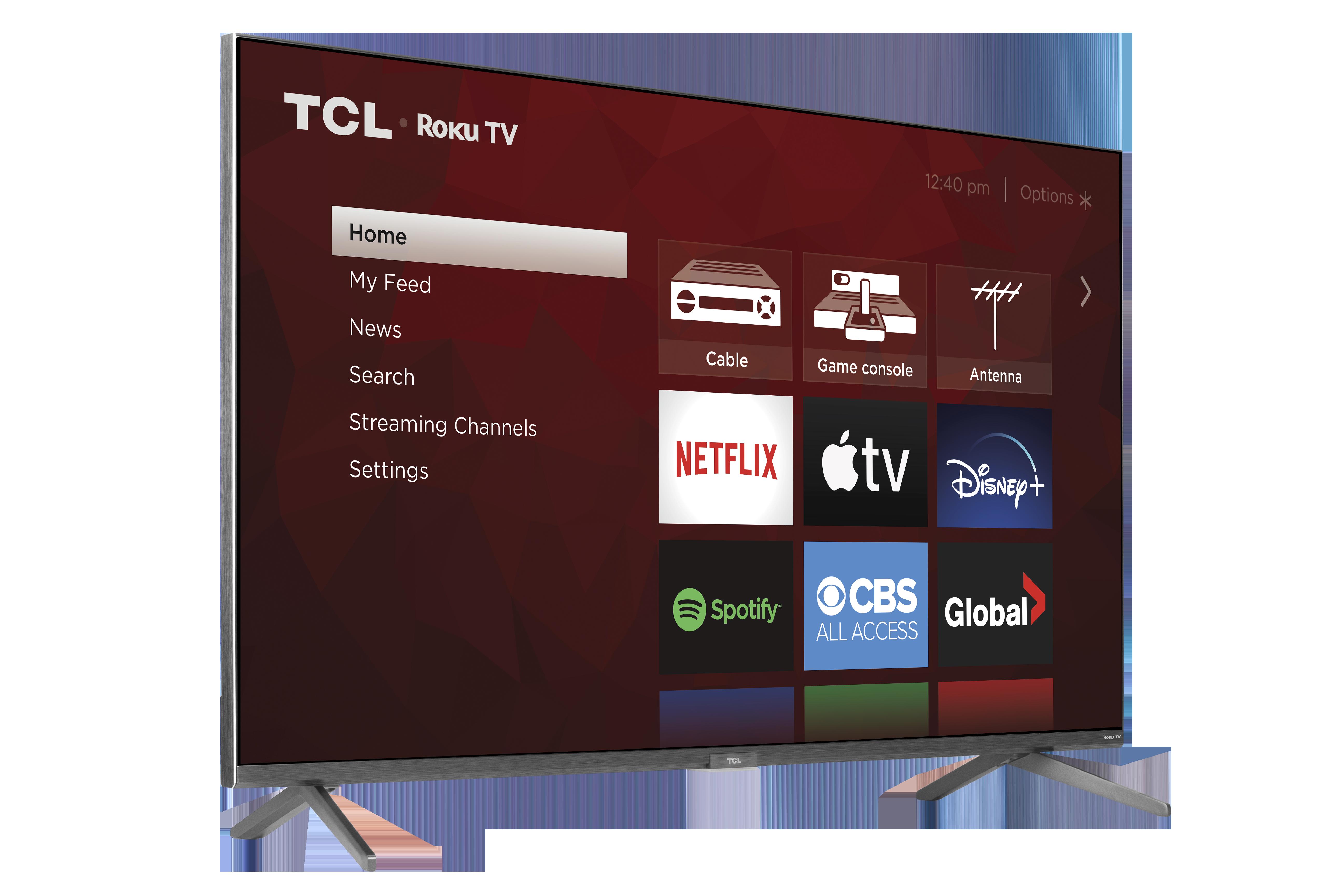 """TCL Série 6 2020 (modèle 55"""")"""