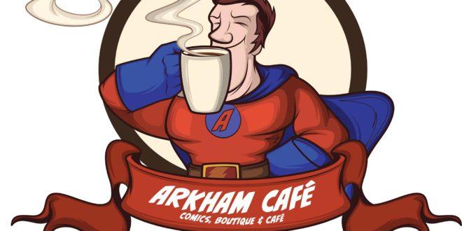 Arkham Café: un peu de culture geek dans Saint-Roch